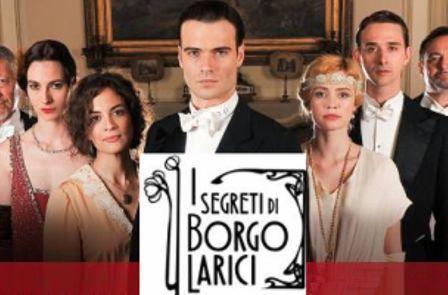 I Segreti Di Borgo Larici Dal 15 Gennaio La Nuova Fiction Mediaset In Costume